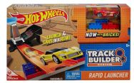 Hot Wheels Playset Track Builder System - Rapid Launcher